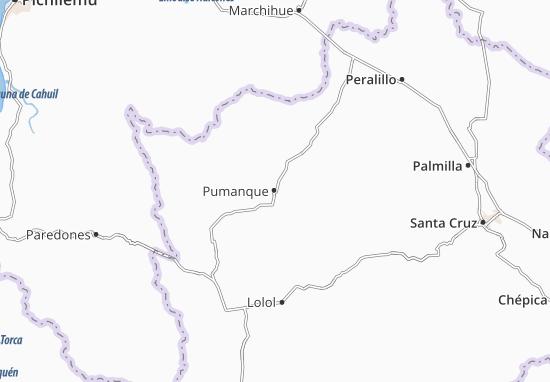 Pumanque Map