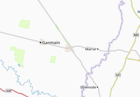 Mapas-Planos Coolamon
