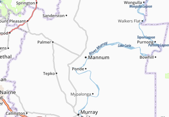 Mappe-Piantine Mannum