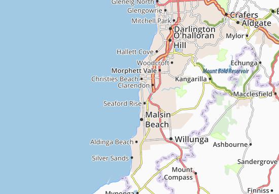 Mappe-Piantine Port Noarlunga