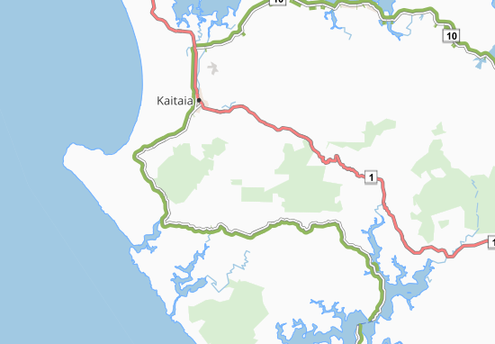 Mapas-Planos Takahue