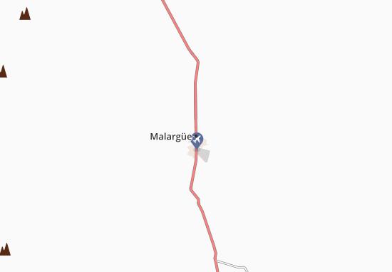 Mapas-Planos Malargüe