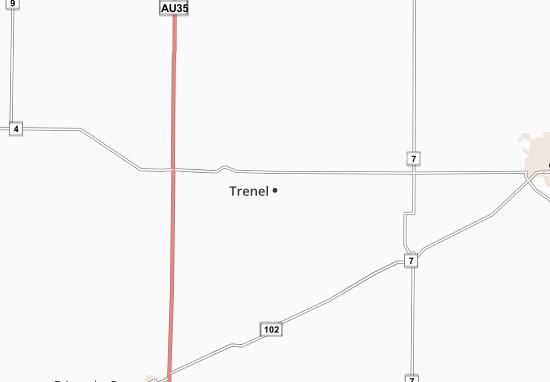 Trenel Map