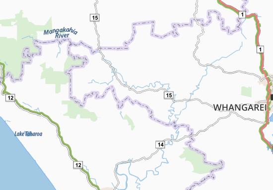 Parakao Map