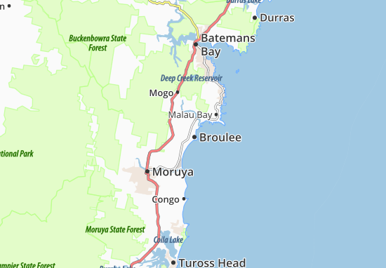 Mapas-Planos Broulee