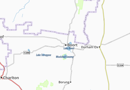 Mappe-Piantine Boort