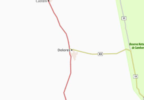 Mappe-Piantine Dolores