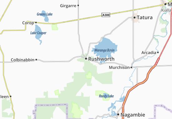 Mapas-Planos Rushworth