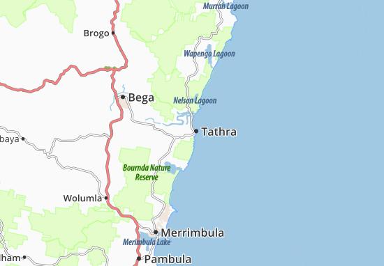 Mapas-Planos Tathra