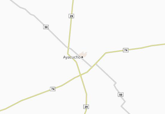 Mapas-Planos Ayacucho