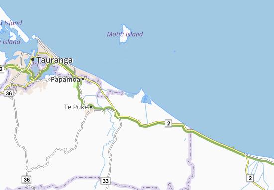 Maketu Map