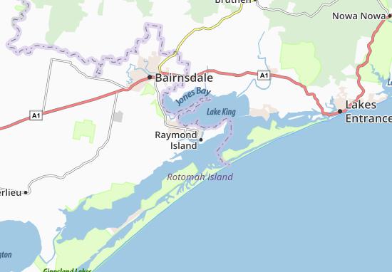 Map of Paynesville - Michelin Paynesville map - ViaMichelin
