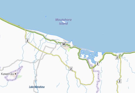 Mappe-Piantine Whakatane