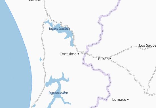 Mappe-Piantine Contulmo