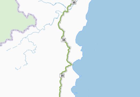 Te Puia Map