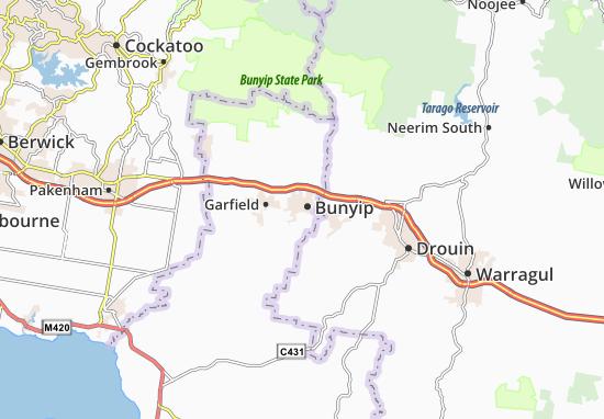 Bunyip Map
