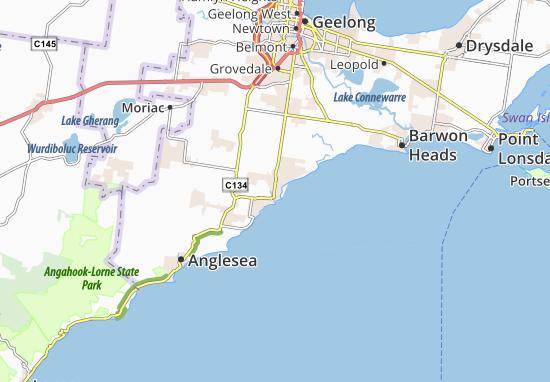 Torquay Map