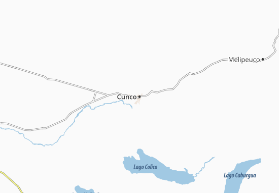 Mappe-Piantine Cunco