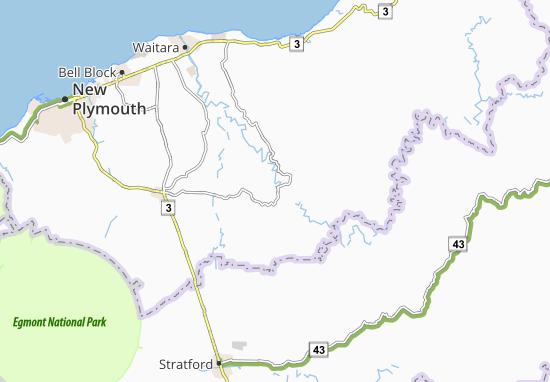 Tarata Map
