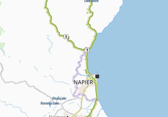 Bay View Map