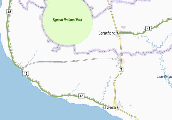 Kaponge Map