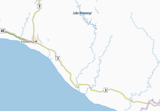 Mapas-Planos Hurleyville