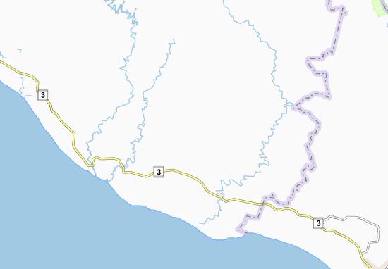Carte-Plan Omahina