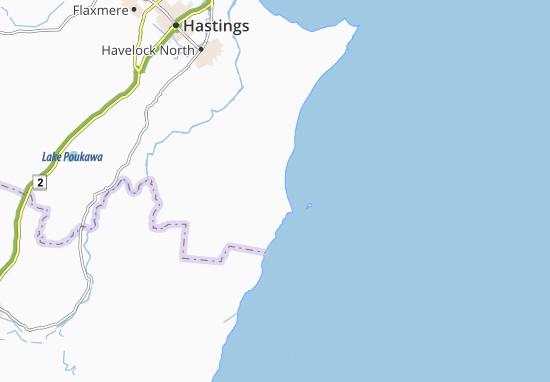 Waimarama Map