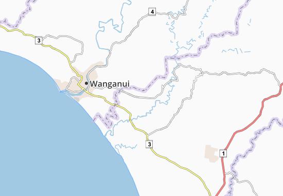 Kaart Plattegrond Fordell