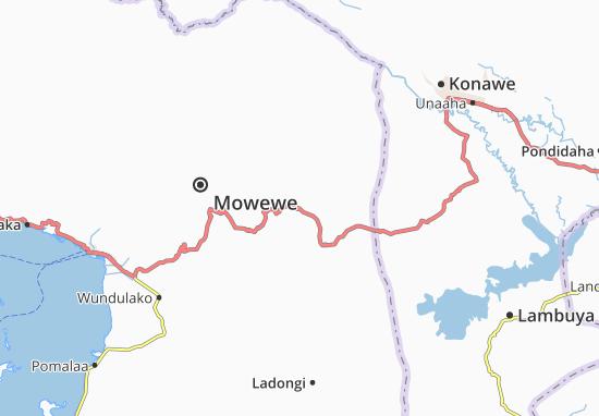 Tirawuta Map