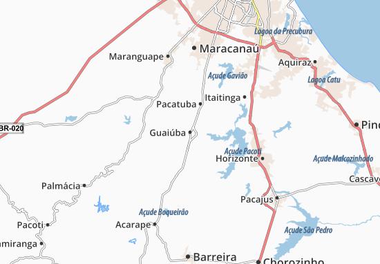 Mappe-Piantine Guaiúba