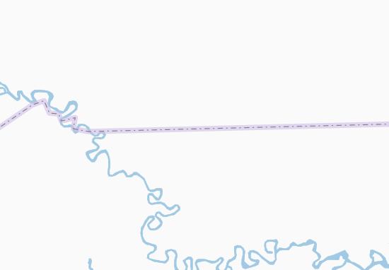 Kaart Plattegrond Magleri