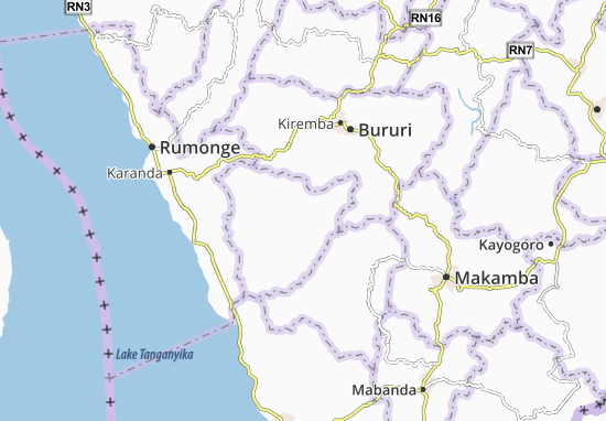 Mapas-Planos Binyuro