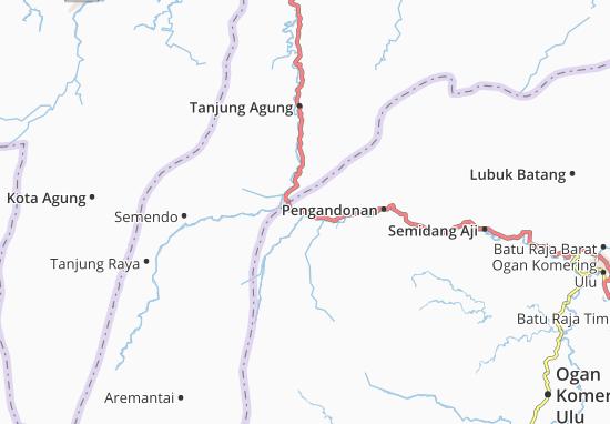 Ulu Ogan Map