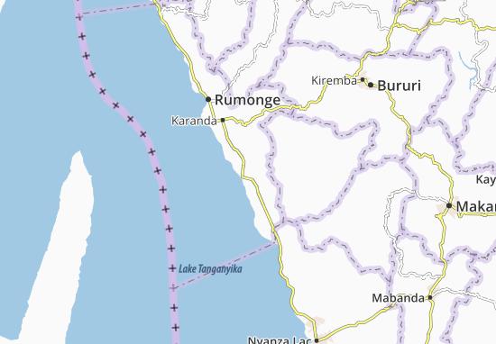 Karonda Map