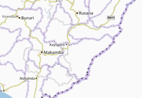 Bisoro Map
