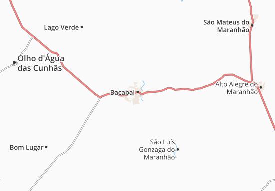 Bacabal Map