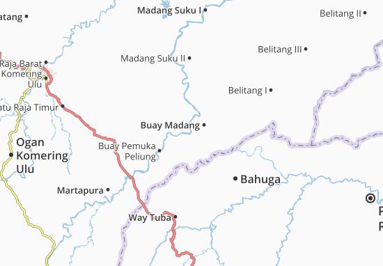 Buay Madang Map