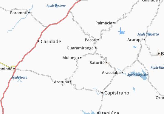 Mulungu Map