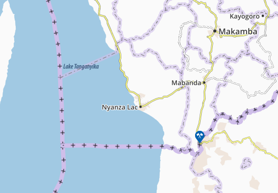 Mappe-Piantine Bangwe