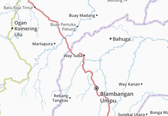 Way Tuba Map