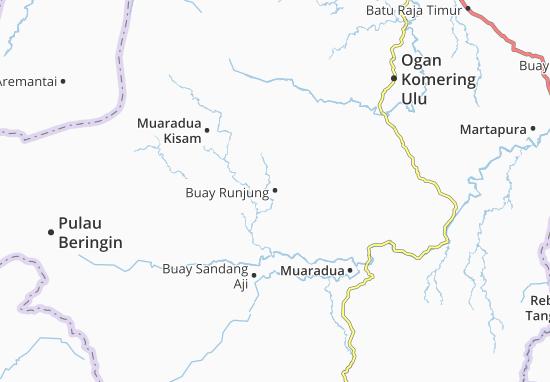 Buay Runjung Map