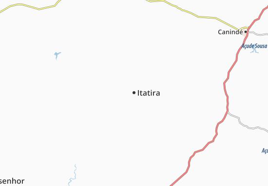 Mappe-Piantine Itatira