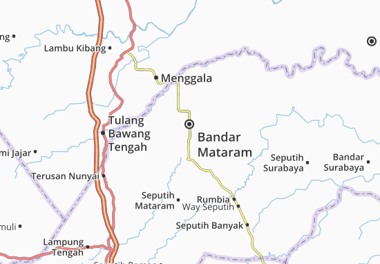 Mappe-Piantine Bandar Mataram
