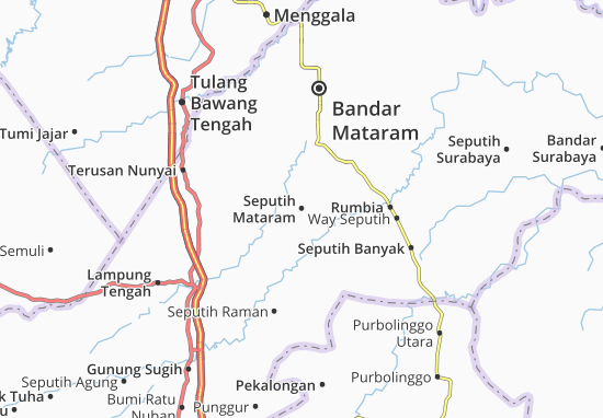 Mapas-Planos Seputih Mataram