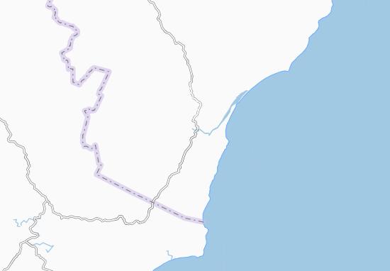 Carte-Plan Porangahau