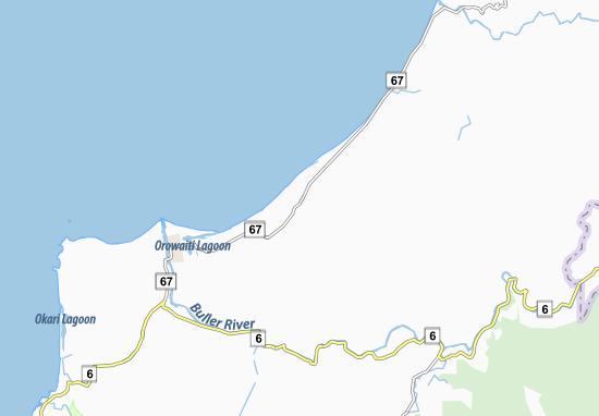 Waimangaroa Map