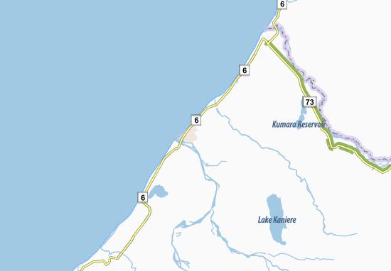 Hokitika Map