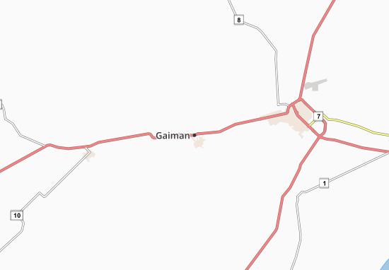 Mapas-Planos Gaiman