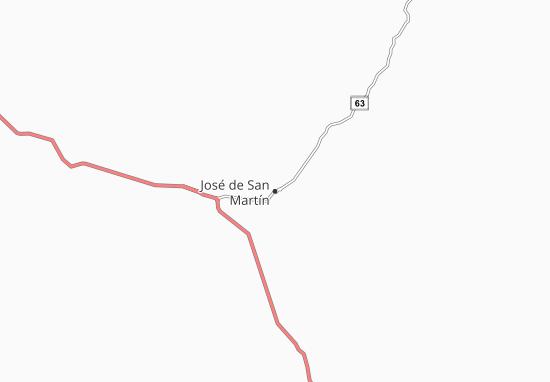 Mapas-Planos José de San Martín
